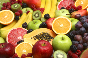 Healthy Eating for Children - Fruits are healthy!