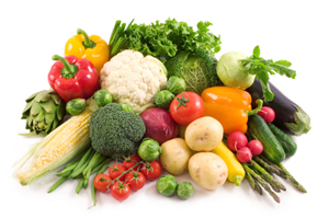 Healthy Eating for Children - Vegetables are very nutritious!